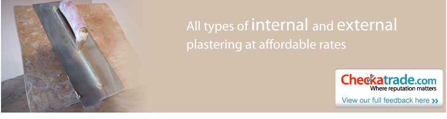 Local plasterer KT10