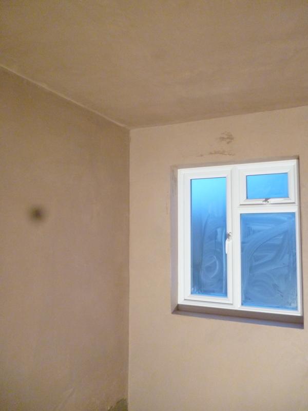 Pva Walls Before Painting